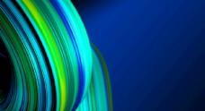 蓝色调抽象背景图案
