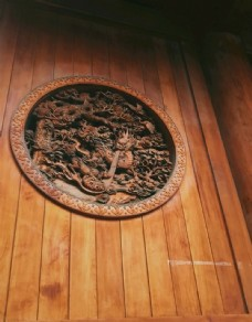 木雕-静安寺