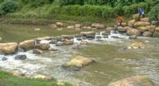 圭塘河水景