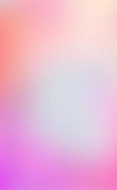可爱粉色渐变背景