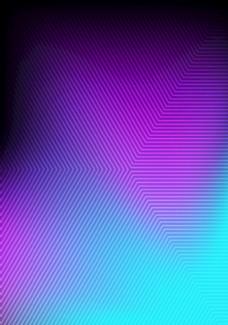 绚烂蓝紫渐变背景