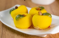 黄苹果橙味包