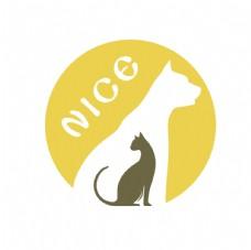宠物店图标设计