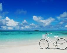 碧海蓝天高清风景