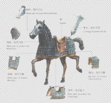 古代聚装铠