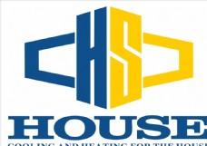 house矢量logo