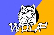 WOLF班旗