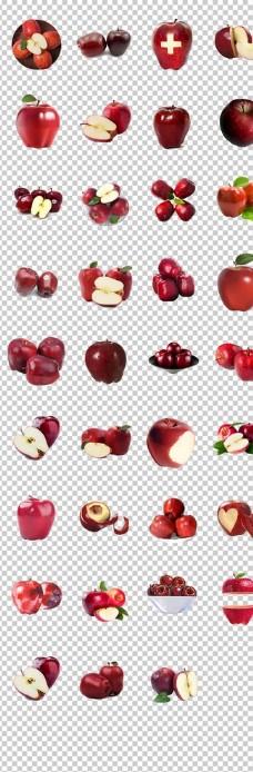 新鲜健康有机水果红蛇果产品实物