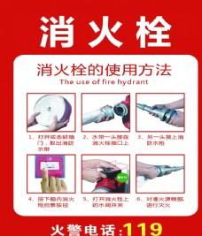 消防栓展板