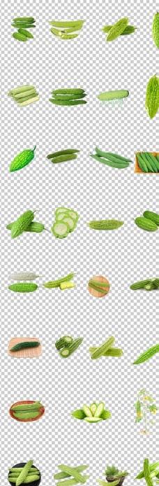 苦瓜新鲜蔬菜清热苦瓜绿色有机蔬