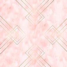 数码印花无缝拼接几何图形服装