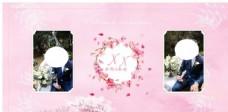 粉色樱花婚礼