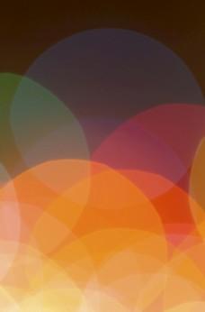 橙色叠加背景图