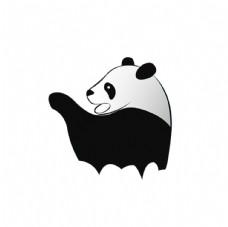 熊猫 可爱