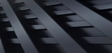 大氣簡約紋理質感科技時尚海報