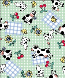 可爱小奶牛