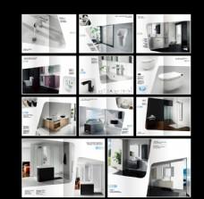 卫浴家具画册