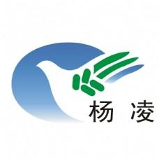 杨凌标志鸽子图案