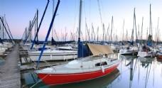 大自然景观图片素材港口码头风景