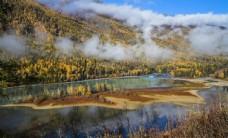 新疆喀纳斯风景