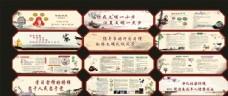 中国风创文 健康教育文化长廊