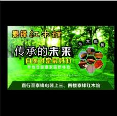 泰锋红木海报