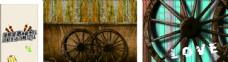 车轮 真爱 墙绘 墙画 撸串