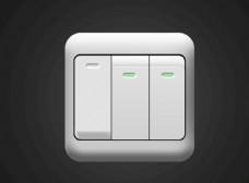 UI界面设计 写实开关