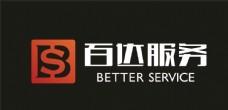 百达服务logo