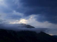 空灵明净天空云海唯美高清美景