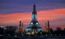 泰国唯美自然风景