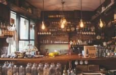 复古咖啡店
