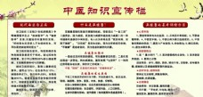 中医宣传栏 现代西医治未病