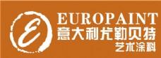 尤勒贝特艺术涂料 logo