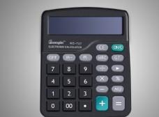 UI界面设计 写实计算器按钮