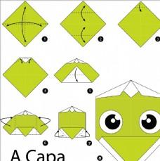 儿童折纸DIY