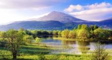 清新唯美自然风景