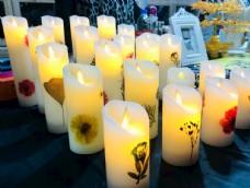 蜡烛装饰品