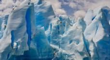 大自然冰山冰川风景图片素材壁纸