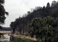 广西象鼻山   自然风光