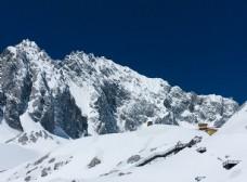 玉龙大雪山