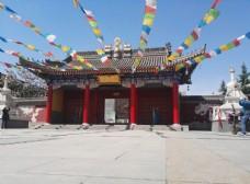 陕西省西安市广仁寺喇嘛庙