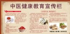 中医健康展板宣传栏