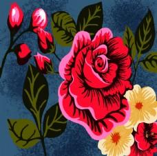 图案设计彩印花边