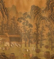 中国古典大师国画