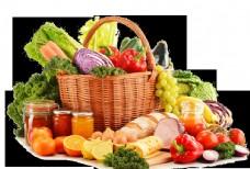 蔬菜水果籃