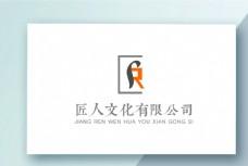 匠人logo