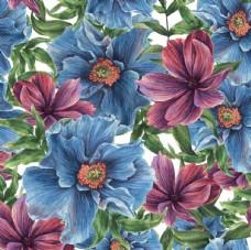 花纹理 花矢量图 花朵 喜庆