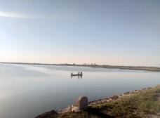 小船 海上小舟