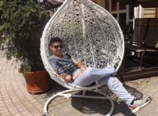 小镇躺椅摇篮
